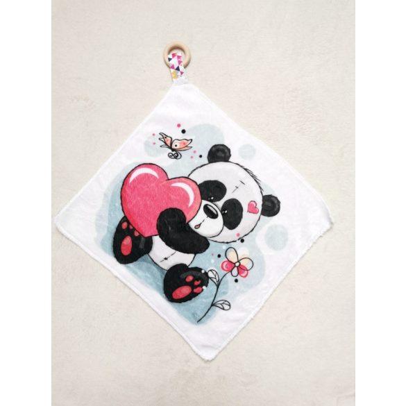 NEVES takaró Ajándékdoboz-  Panda