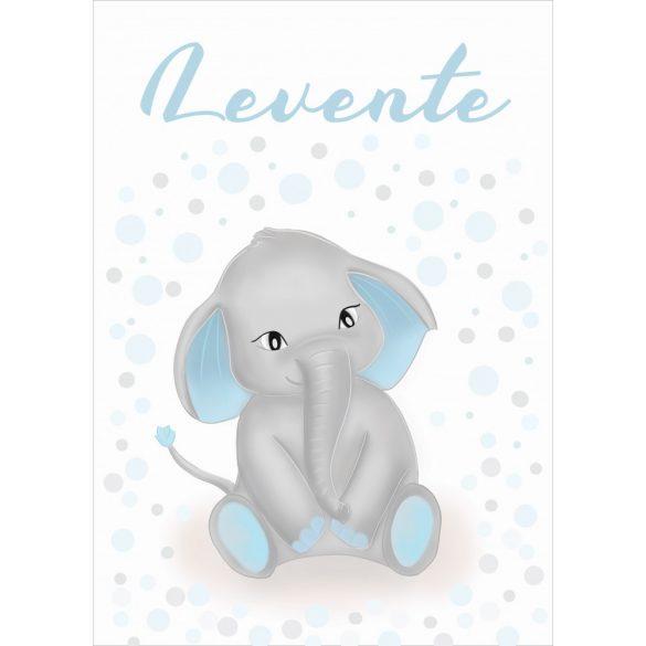 NEVES TAKARÓ-  Elefánt fiú   (saját alkotás)