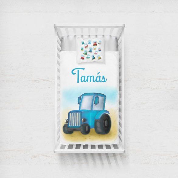NEVES TAKARÓ- Kék Traktor