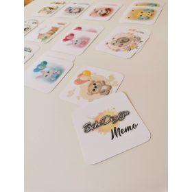 Memóriakártyák