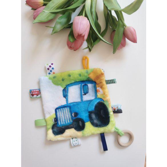 Cimkerongyi - Kék traktor