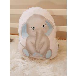 Formapárna- Elefánt fiú