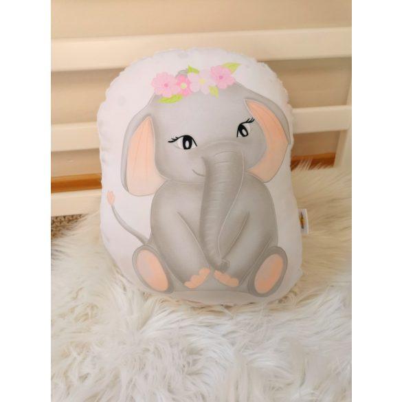 Formapárna- Elefánt Lány