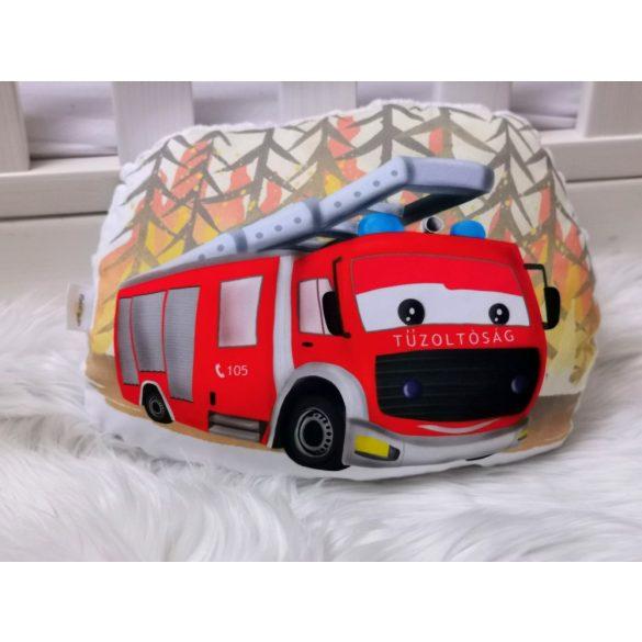 Gépjárműves kollekció - Tűzoltóautó (saját grafika)